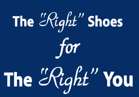 The Right Shoe