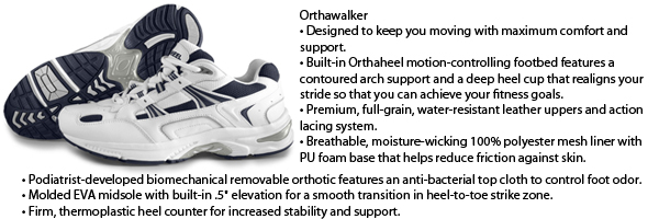 Orthaheel Walker