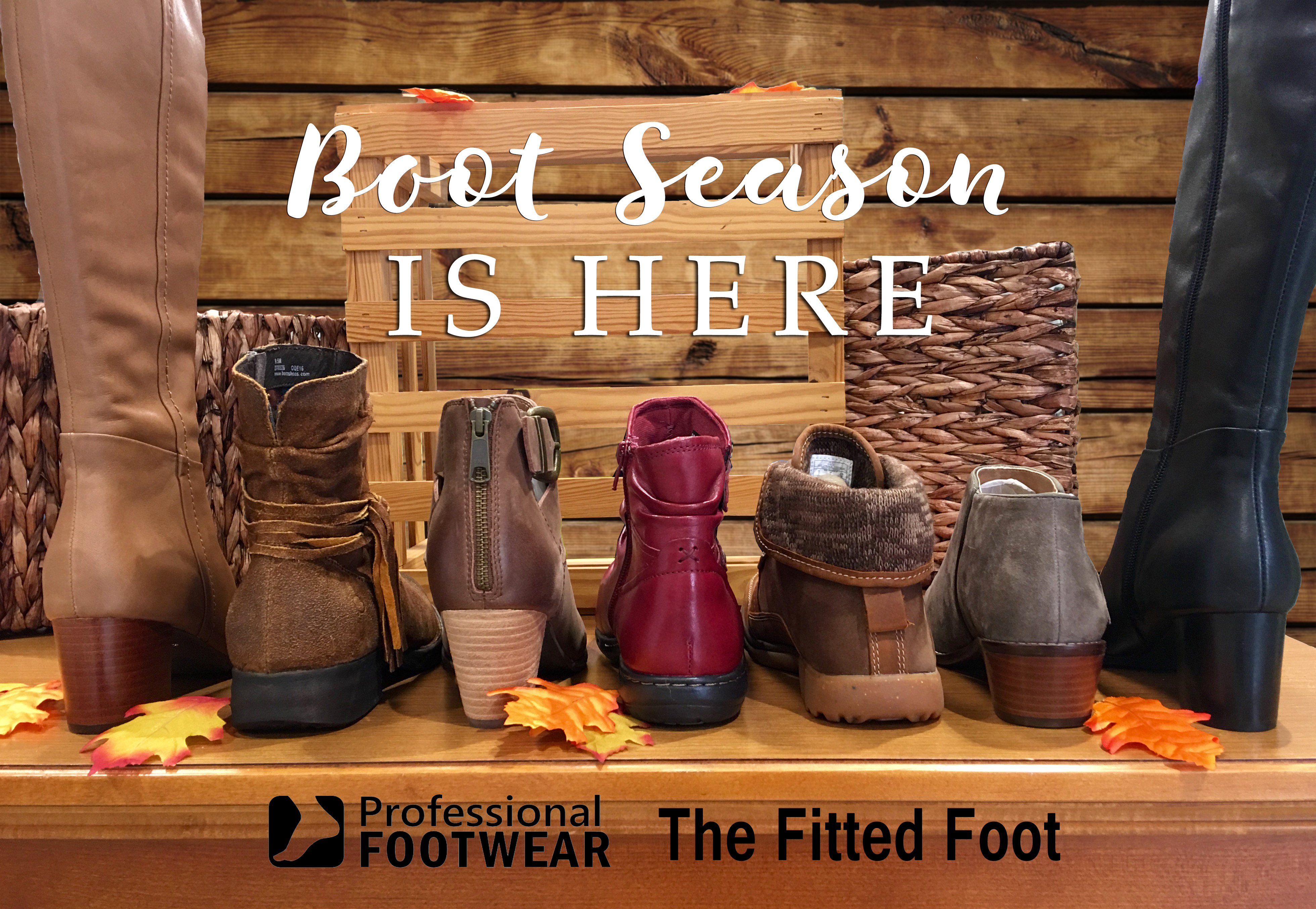f9f05ac639f4f Boot Season is Here - The Fitted Foot